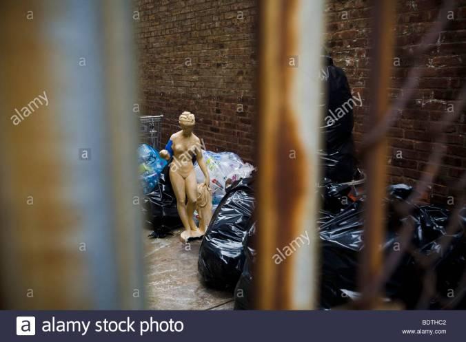 aphrodite-sculpture-in-trash-brighton-beach-brooklyn-new-york-united-BDTHC2