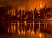 The Fire Nation's Destruction