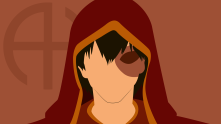 Prince Zuko's New Identity, inflicted on to him by his father