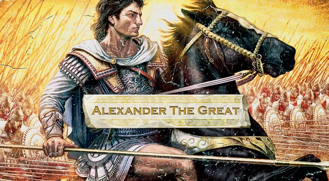 alexander | The Past in Present Tense