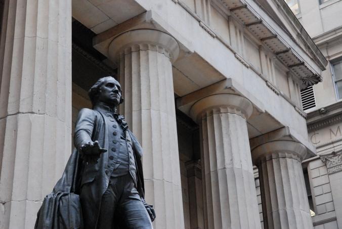 Federal Hall Columns