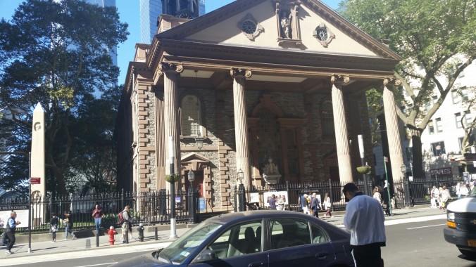 209 Broadway, New York, NY 10007 St Pauls Chapel