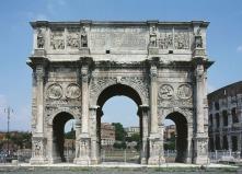 Roma, Arco di Costantino Rome, Arch of Constantine