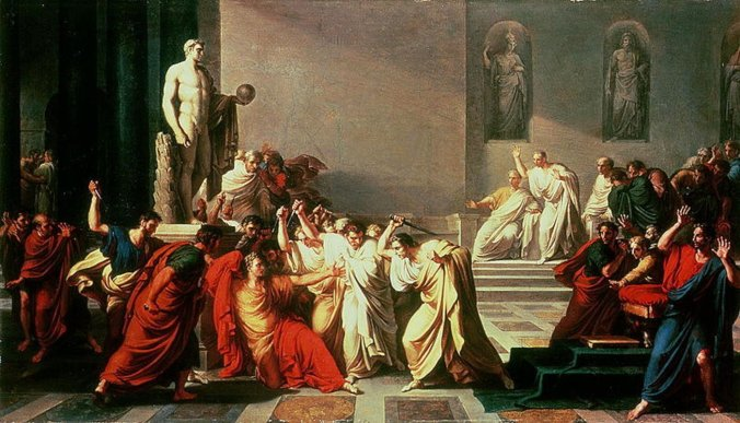 Death-Of-Julius-Caesar-100-44-Bc