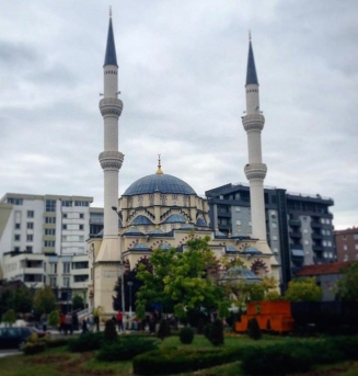 Kosovo Mosque