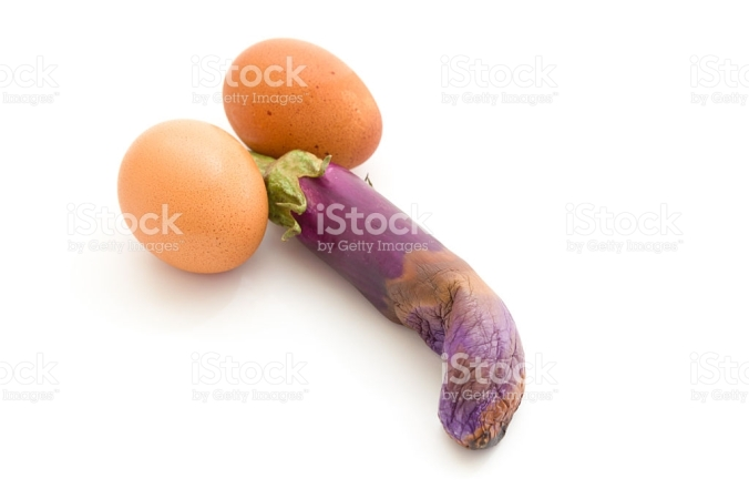Eggplant shows erectile dysfunction
